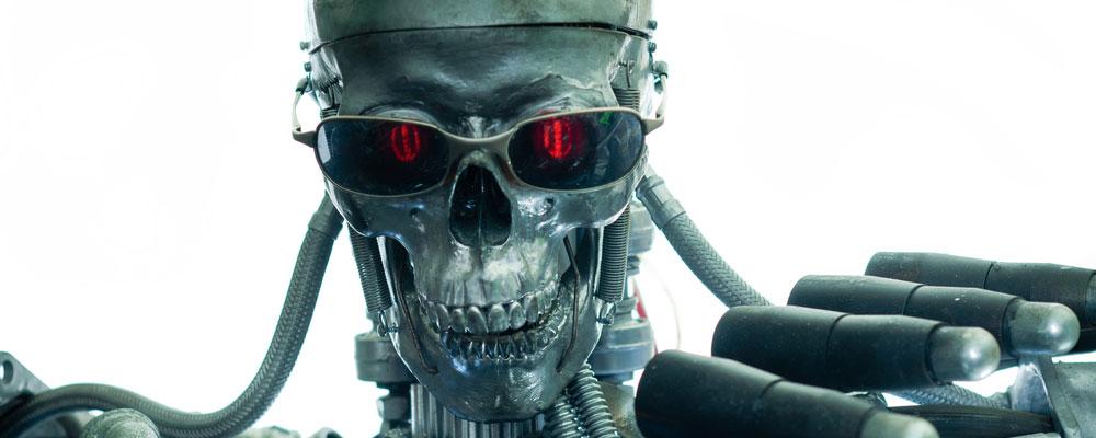 Der Terminator erklärt die digitale Transformation