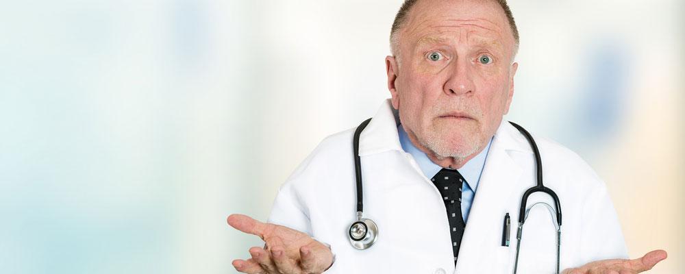 Ein Arzt ohne lückenlose Krankenhistorie in der Patientenakte ist überfragt