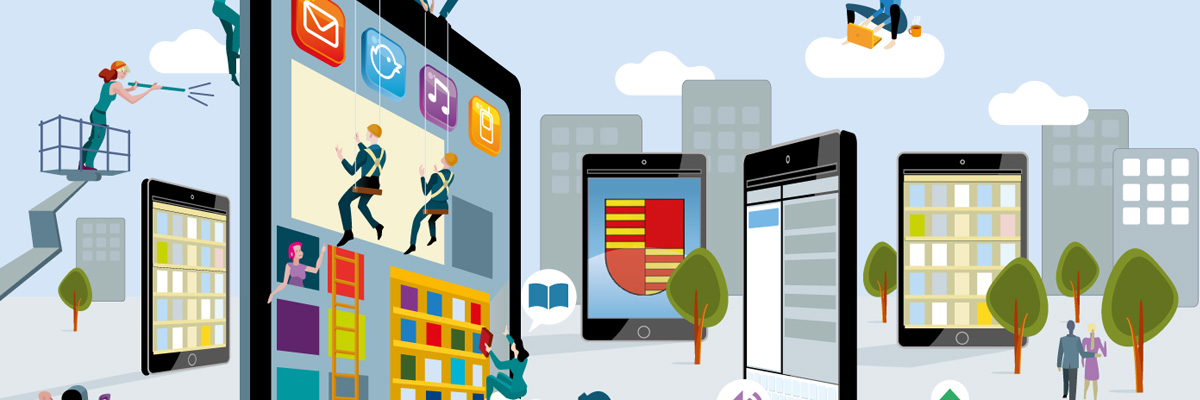 Digitalisierung in Ahaus