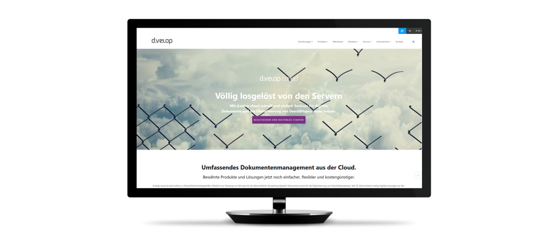 Monitor-dvelop-cloud