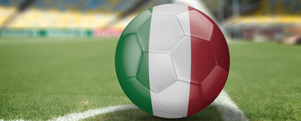 italienische Fußballmannschaft nicht veränderungsfähig