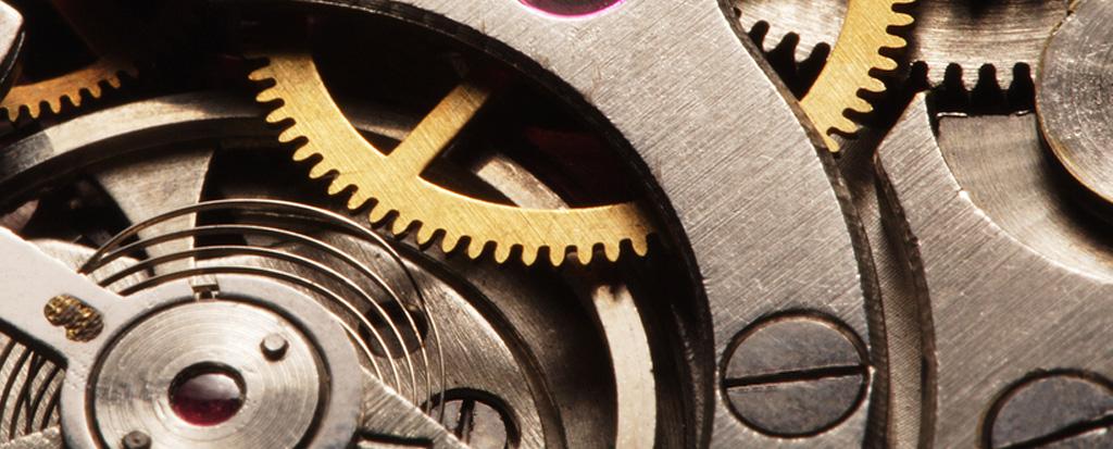 Der Wandel ist komplex wie ein Uhrwerk, abr nicht kompliziert