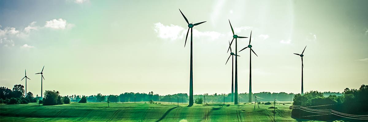 Energiebranche Digitalisierung Windkraftanlagen