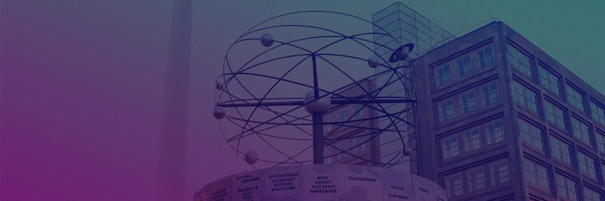 Das Event für Ihre Digitalisierung: Das d.velop forum 2019 in Berlin.