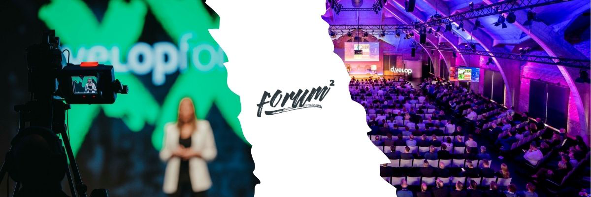 Alles Wissenswerte zum d.velop forum 2021
