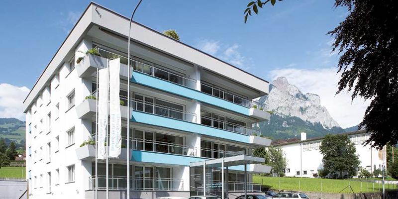 Mattig-Suter und Partner Gebäude