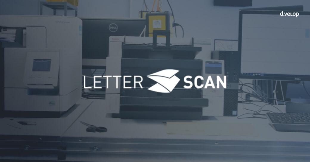 Letterscan setzt d.velop Produkte im Unternehmen ein und ist ein Referenzkunde.