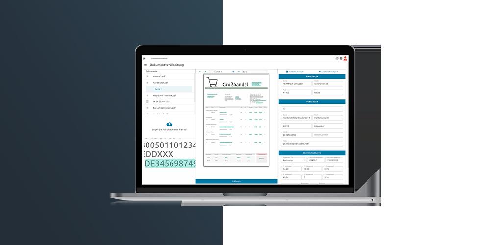 Ergänzen Sie Ihr Dokumentenmanagement-System mit einer digitalen Rechnungsverarbeitung