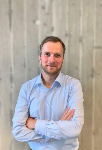 Markus Bütterhoff von d.velop freut sich über den neuen Partnerstatus als Microsoft Charter Member