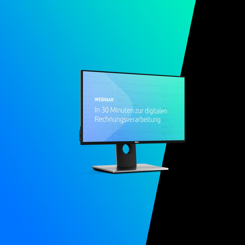 Mehr Informationen zur digitalen Rechnungsverarbeitung