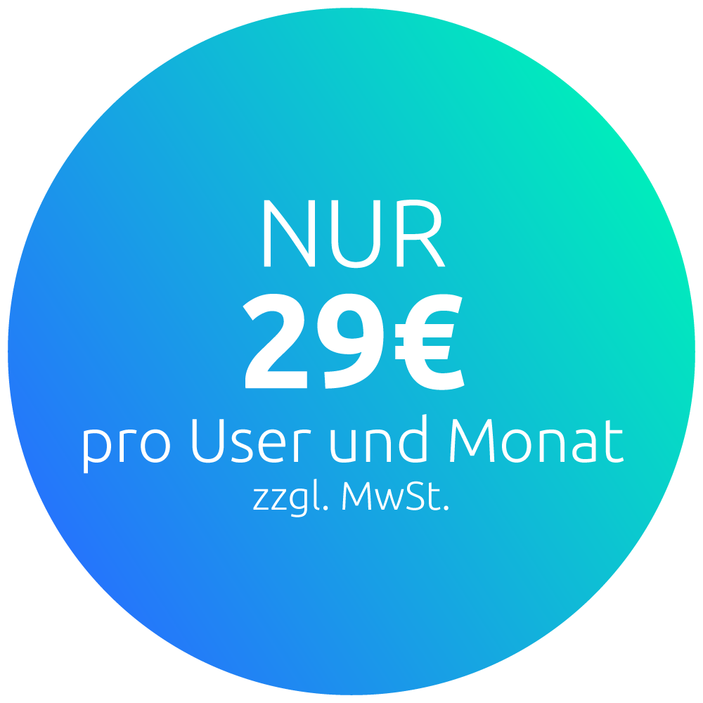 d.velop documents for salesforce kostet 29 € im Monat