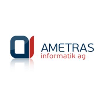 Logo der Ametras Documents GmbH mit Sitz in Biberach an der Riß.