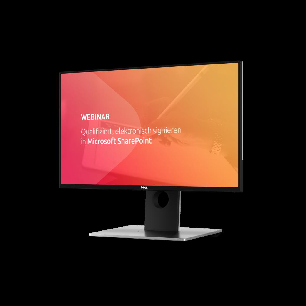 Mehr Information zur digitalen Signatur in Microsoft SharePoint