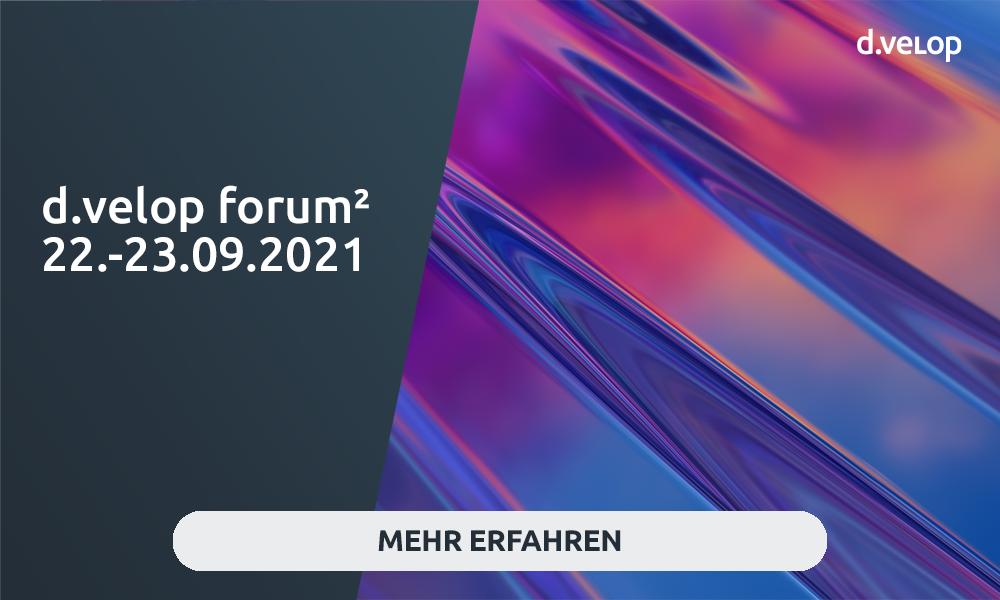 d.velop forum 2021