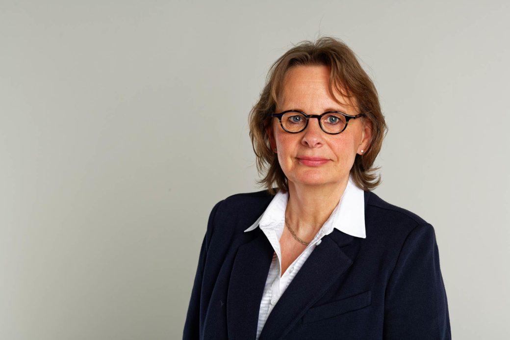 Bürgermeisterin der Stadt Gescher Anne Kortüm