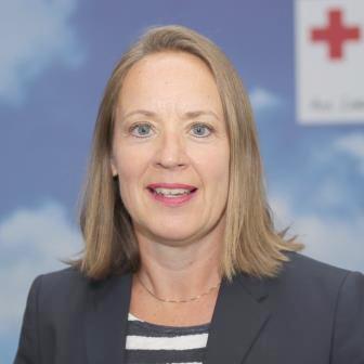 Beatrix Grohn, Vorständin des DRK Kreisverbandes Borken