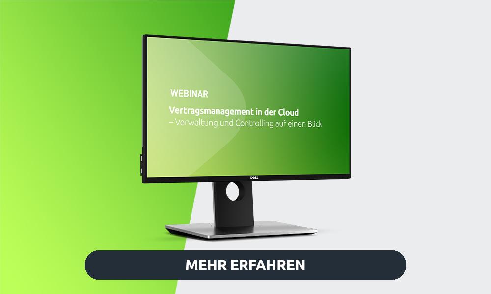 d.velop Webinar: alphaflow Vertragsmanagement - Verwaltung und Controlling