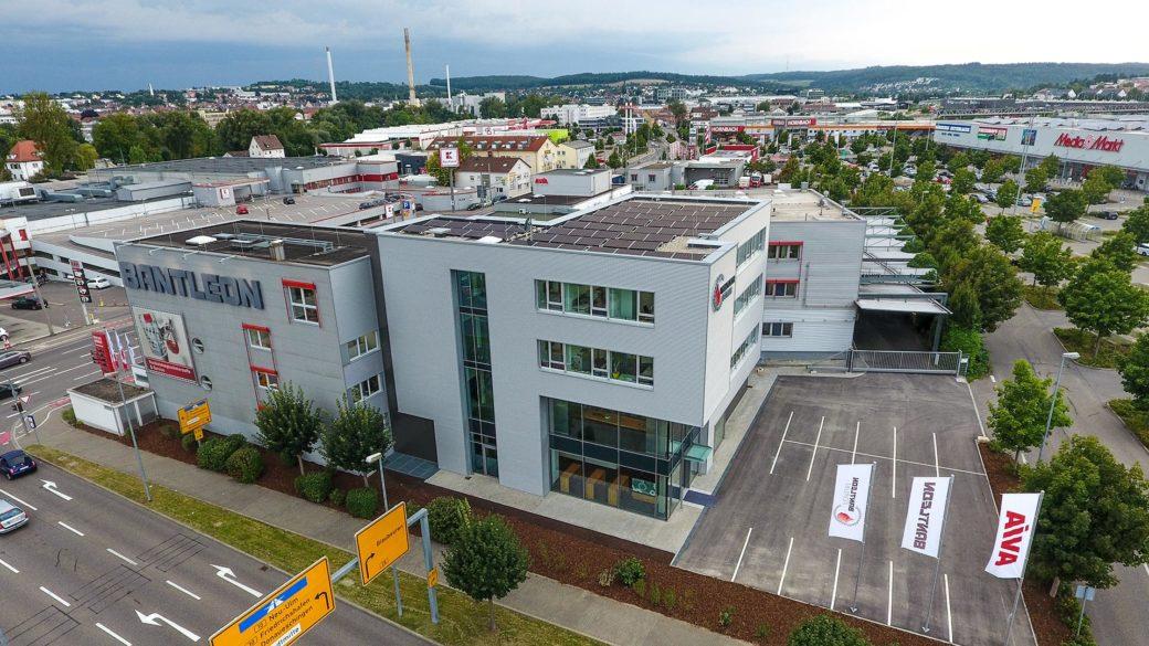 Hermann Bantleon GmbH Gebäude